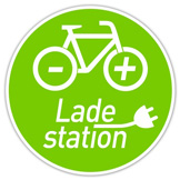 E-Bike Ladestation